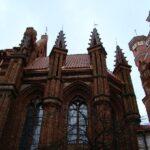 Šv. Onos bažnyčios bokštelių ir stogo renovacija
