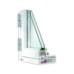 REHAU langų sistemos Nordic-Design