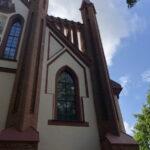 Bažnyčios tvarkomieji darbai - Senieji Trakai
